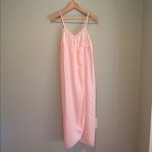 Beautiful vintage satin slip dress Givenchy